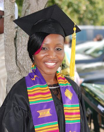 Muna Roberts Graduation- Texa